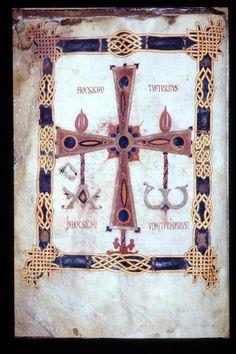 Digital catalog of 10th-12th-c. Spanish illuminated codices , AKA my new favorite website.