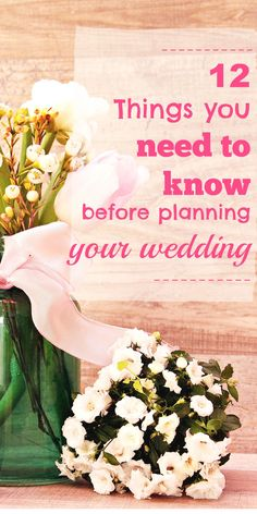 12 Things that no one else will tell you when planning your wedding, but don't worry because I will! This bride reveals all! Wedding planning inspiration I wedding advice I wedding ideas