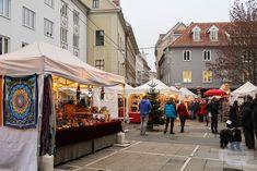 Graz im Advent - Vorweihnachtliche Innenstadt Advent, Street View, Graz, Alternative