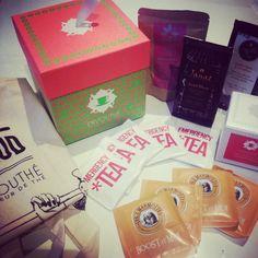 @paulinemrqt / • Mais qu'elle va me plaire cette box #envouthé ☕️