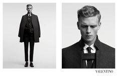 Valentino menswear F/W 2012-2013