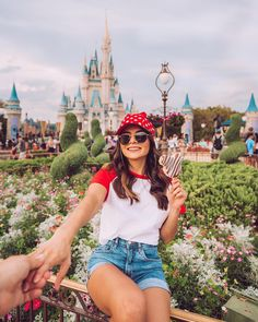 Disney World Outfits, Walt Disney World, Disney World Tipps, Disney World Vacation, Disney Vacations, Disney Trips, Disney Land, Disneyland Outfit Summer, Disneyland Outfits