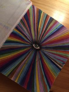 Drawing trippy creative ideas Drawing Tips trippy drawings Trippy Drawings, Psychedelic Drawings, Art Drawings, Hippie Painting, Trippy Painting, Hippie Drawing, Mini Canvas Art, Diy Canvas, Canvas Ideas