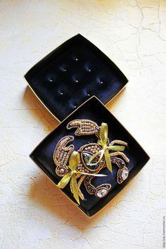 Создаем роскошную упаковку для украшения - Ярмарка Мастеров - ручная работа, handmade