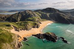 Melmore Head; County Donegal Ireland