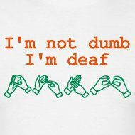 dating site for deaf and dumb