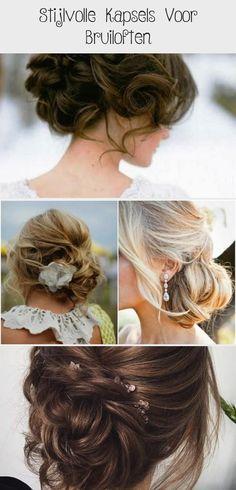 Stijlvolle kapsels voor bruiloften #messyweddinghairstylesUpdo #messyweddinghairstylesSide #messyweddinghairstylesLazyGirl #messyweddinghairstylesSoftCurls #messyweddinghairstylesShorts Black Hair Updo Hairstyles, Braided Hairstyles For Wedding, Messy Wedding Hair, Top Knot, Updos, Wedding Bride, Curly Hair Styles, Braids, Fashion