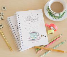 Nos lanzamos a una nueva aventura de la mano de la Fundación Prodis y por fin estrenamos nuestros nuevos cuadernos con diseños de BelandSoph.com!! ¿Conocéis la