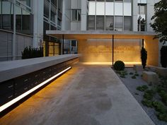king s cross square london studiofractal good lighting. Black Bedroom Furniture Sets. Home Design Ideas