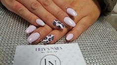 Pink Nails. Lillys Nails Maidstone