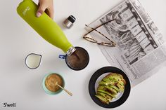 Avocado toast and coffee makes for the best Sunday morning - feat. Peridot | Stone Collection