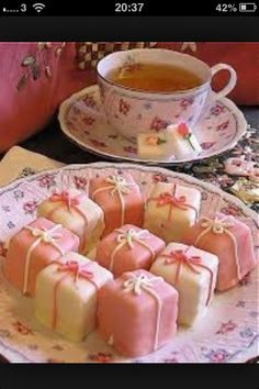 French Fancies!!