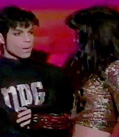Prince & Mayte (AMAs 1995)