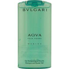 Bvlgari Aqua Marine By Bvlgari Shampoo And Shower Gel 6.8 Oz