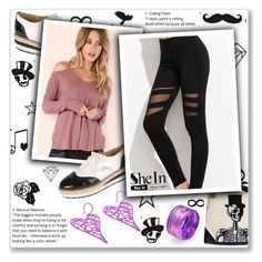 Walk with friends by giampourasjewel on Polyvore featuring polyvore, fashion, style, clothing and shein