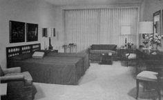 1959 - Anderson Mayfair Hotel - Houston Texas