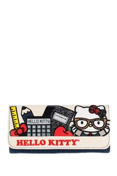 Hello Kitty Nerd Stuff Wallet
