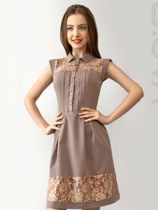 платье со вставками - Поиск в Google