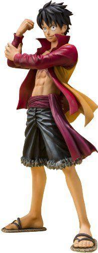 "Bandai Tamashii Nations Luffy (Film Z Version) ""One Piece Film Z"", Figuarts Zero, http://www.amazon.com/dp/B009LYQE2E/ref=cm_sw_r_pi_awdm_VIP6sb1DFGRNY"