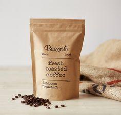 Barcomi's Kaffee :: Äthiopien Yirgacheffe