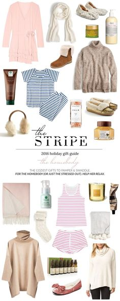 How good do all of these cozy things look right now? I always ask for pajamas, socks, + slippers for Christmas – they are the one thing I'll never buy myself! Lake makes my most favorite-favorite str Wish Gifts, Holiday Gift Guide, Get The Look, Gifts For Friends, Winter Outfits, Womens Fashion, Fashion Trends, Winter Fashion, Stripes