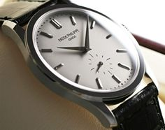 Patek Philippe - I used to sell these. Amazing timepieces!,