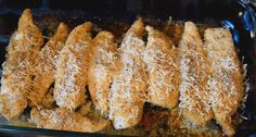 Parmesan crusted walleye might become your new favorite wild caught recipes this summer.