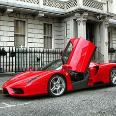 Superb Ferrari Enzo