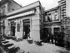 Birreria Italia anno 1908