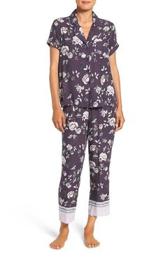 Nordstrom Lingerie 'Sweet Dreams' Print Pajamas available at #Nordstrom