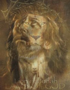 Lion of Judah.Do you see Jesus Christ, the lion and the lamb? Lion And Lamb, Tribe Of Judah, Jesus Christus, Jesus Art, Prophetic Art, Lion Of Judah, Jesus Is Lord, King Jesus, Jesus Pictures