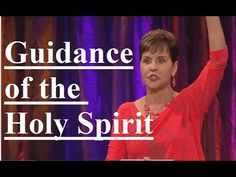 Joyce Meyer Blessed Sermon The Guidance of the Holy Spirit Joyce Meyer Sermons, Joyce Meyer Quotes, Joyce Meyer Ministries, Steven Furtick, Christian Music Videos, Night Prayer, Scripture Quotes, Scriptures, Spiritual Quotes