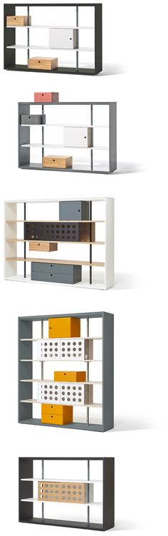 Frame - Shelf Design: Alexander Seifried, 2013 richard lampert