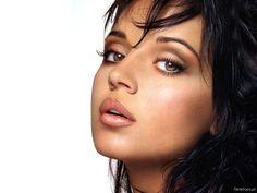 Ania Przybylska make up