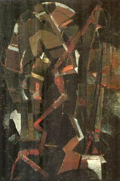 Nicolas de Staël, L'Orage, 1945, 105