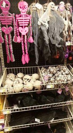 michaels 2015 halloween line includes pink skeletons halloween pink o ween