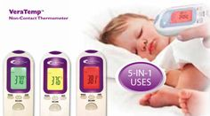 Competition Ireland  Win a VeraTemp non-Contact Thermometer    Closes 25th May 2012