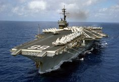 Picture of the USS America (CV-66)