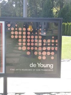 de Young Museum in San Francisco.