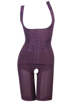 6d841e3b57 Underbust Slimming Body Shaper With Mid Thigh Shaper Body  Shaper Shapewear Sexy Lingeire