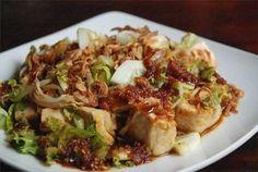 Resep dan Cara Membuat Tahu Goreng Medan (Bumbu Kacang) | Resepkoki.co