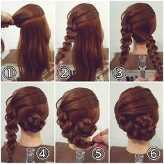 49 Super Easy Prom Frisuren zum Ausprobieren von # Frisuren # Super – 49 Super Easy Prom Hairstyles to Try on # Hairstyles # Super – out Try On Hairstyles, Pretty Hairstyles, Wedding Hairstyles, Easy Prom Hairstyles, Easy Elegant Hairstyles, Simple Hairdos, Simple Braids, Hairstyle Ideas, Braided Bun Hairstyles