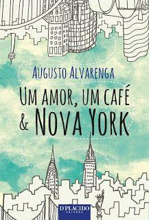 É necessário aprender a lidar com as escolhas que a vida nos oferece e tirar o melhor. Afinal de contas, estamos no comando da escrita da nossa história, né? Adorei o livro por me lembrar de que o carimbo que quero no passaporte (e ainda não tenho) foi apenas momentaneamente adiado. Mas irá acontecer. No #EspecialBrasil do #LiteraturadeMulherzinha: Um amor, um café & Nova York @instaguto, #D'Placido.  http://livroaguacomacucar.blogspot.com.br/2016/09/cap-1244-um-amor-um-cafe-nova-york.html