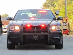 2012 Dodge Charger Police Car