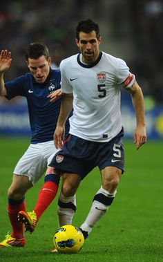 Carlos Bocanegra could be the best defender the US has produced