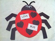 Valentine's Day Craft: Love Bug!