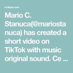 Mario C. Stanuca(@mariostanuca) has created a short video on TikTok with music original sound. Ce înseamnă pana la urma sufletul pereche ? ☀️ #medicineforthesoul #invatapetiktok #OneLoveOneHeart #suflet #viata #iubire Verona, Destorm Power, Dude Perfect, Saddest Songs, Olay, 5 Minute Crafts, Back Home, Formula 1, Texts