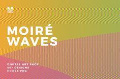Moiré Waves @creativework247