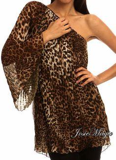 BNWT New LIPSY Pink Black Grey Leopard Animal Print Peplum Shift Dress 10 £65