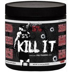 Rich Piana 5 Nutrition Kill It 1111 oz315gramsBlue Raspberry * Be sure to check out this awesome product. (This is an affiliate link)
